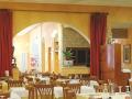 Ristorante Pizzeria Positano - Particolare dell'arco che separa i due saloni